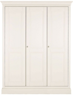Willis and Gambier Maine Triple Wardrobe