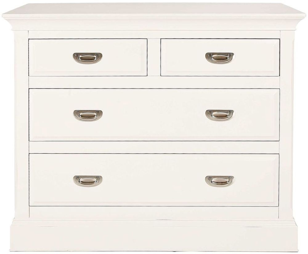 Willis and Gambier Maine 2+2 Chest of Drawer