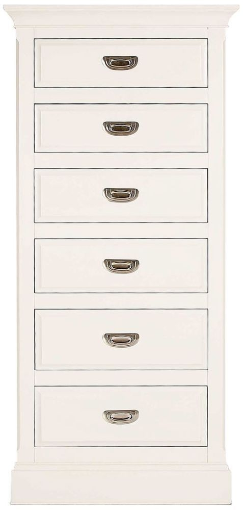 Willis and Gambier Maine EOL 6 Drawer Tall Chest