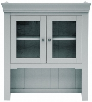 Willis and Gambier Malvern Slate Grey 2 Door Sideboard Top