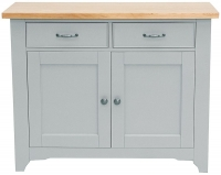 Willis and Gambier Malvern Slate Grey 2 Door Sideboard