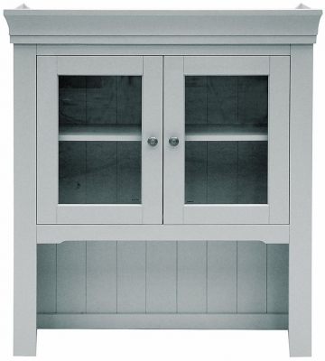 Willis and Gambier Malvern Slate Grey 2 Door Sideboard Top