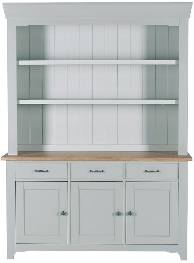 Willis and Gambier Malvern Slate Grey Large Dresser