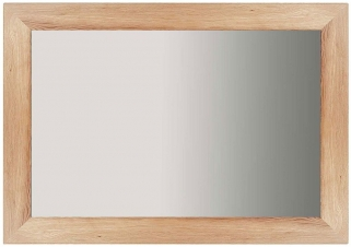 Willis and Gambier Maze Oak Mirror