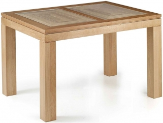 Willis and Gambier Maze Oak Small Extending Dining Table
