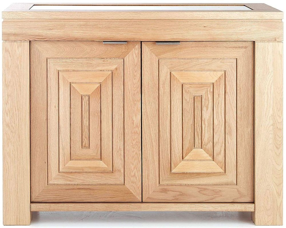 Willis and Gambier Maze Oak Small Sideboard