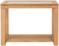 Willis and Gambier New Maze Oak Console Table