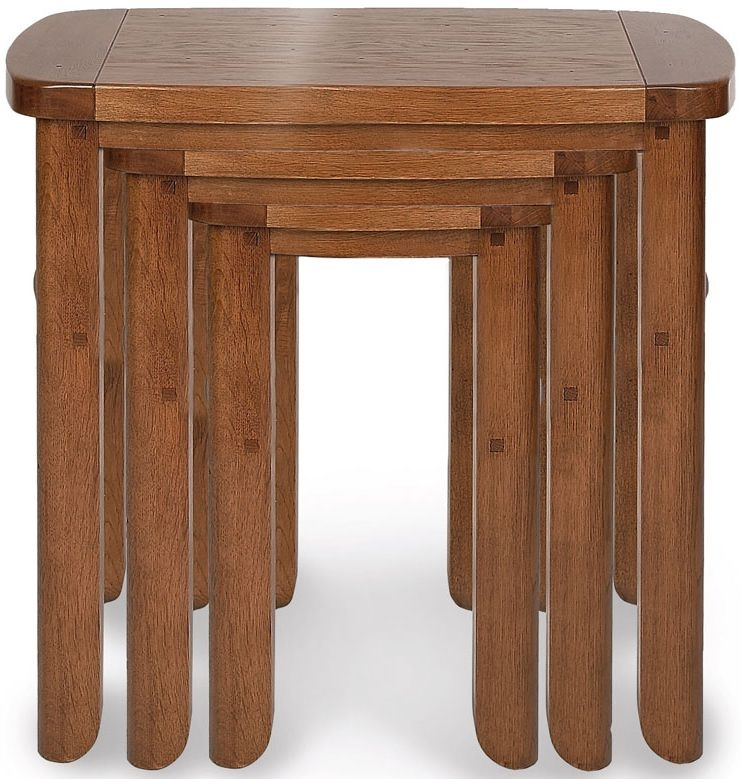 Willis and Gambier Originals Barnhouse Nest of Tables