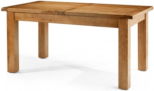 Willis and Gambier Originals Bretagne Rectangular Extending Dining Table - 160cm-180cm