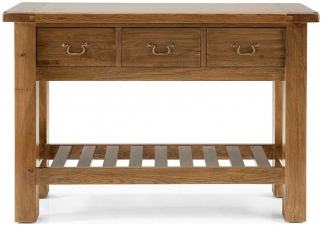 Willis and Gambier Originals Bretagne Console Table