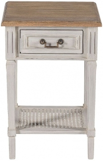Willis and Gambier Originals Florence Painted Bedside Table