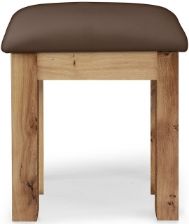 Willis and Gambier Originals Normandy Oak Stool