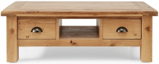 Willis and Gambier Originals Normandy Oak Coffee Table