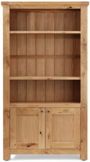 Willis and Gambier Originals Normandy Oak Display Unit