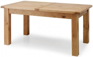 Willis and Gambier Originals Normandy Oak Large Extending Dining Table