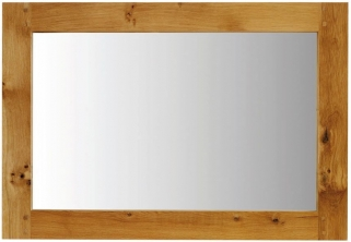 Willis and Gambier Originals Normandy Oak Mirror