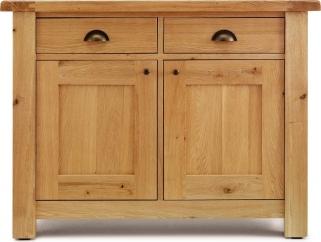 Willis and Gambier Originals Normandy Oak Small Sideboard