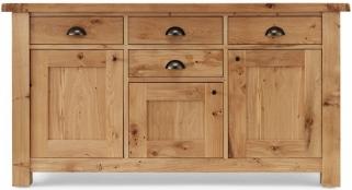 Willis and Gambier Originals Normandy Oak Wide Sideboard