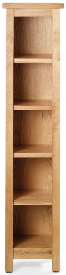 Willis and Gambier Originals Normandy Oak CD Tower Unit