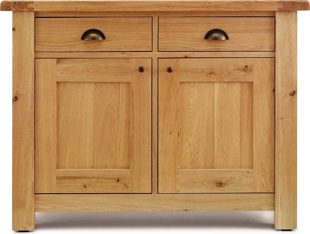 Willis and Gambier Originals Normandy Oak Small Sideboard