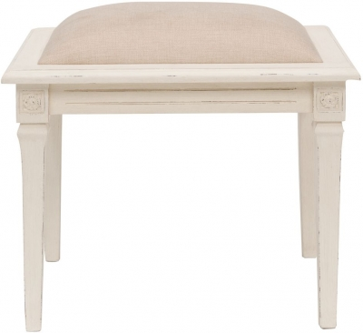 Willis and Gambier Originals Siena Off White Stool