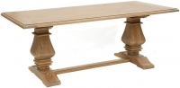 Willis and Gambier Revival Maida Vale Rectangular Dining Table - 200cm