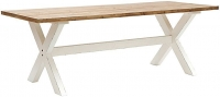 Willis and Gambier Revival Plaistow Rectangular Dining Table - 220cm