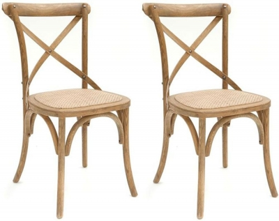 Willis and Gambier Revival Barking Chair (Pair)