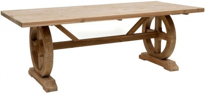 Willis and Gambier Revival Chadwell Fixed Top Dining Table