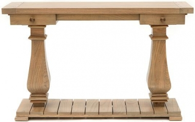 Willis and Gambier Revival Harlesdon Console Table