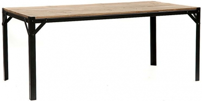 Willis And Gambier Revival Hornchurch Rectangular Dining Table   180cm