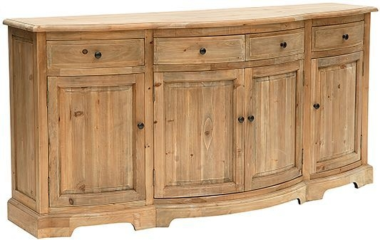 Willis and Gambier Revival Becton 4 Door Wide Sideboard