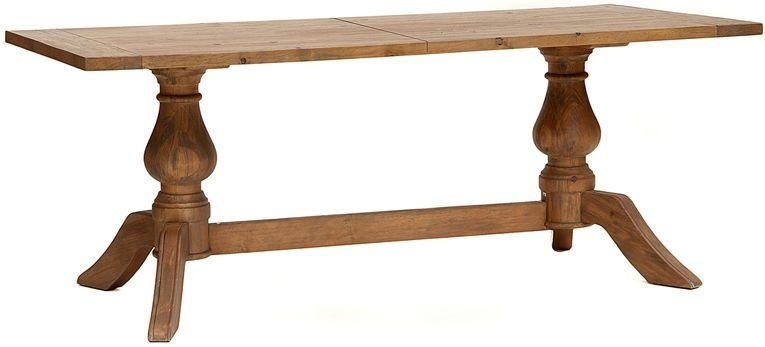 Willis and Gambier Revival Pimlico Dining Table - 180cm-230cm Rectangular Extending