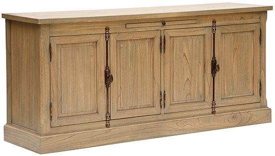 Willis and Gambier Revival Stockwell 4 Door Wide Sideboard