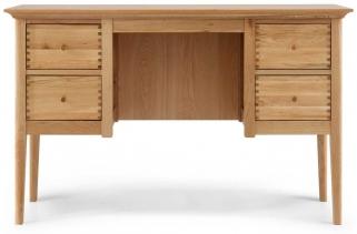 Willis and Gambier Spirit Oak Dressing Table - 4 Drawer
