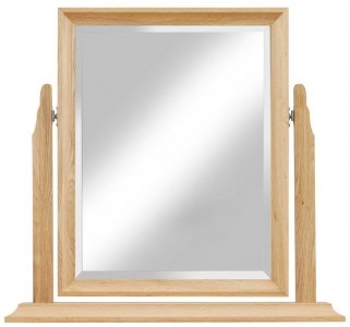 Willis and Gambier Spirit Oak Gallery Mirror