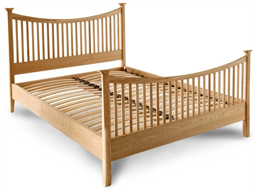 Willis and Gambier Spirit Oak High End Bedstead