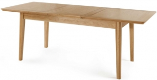 Willis and Gambier Spirit Oak 6-8 Seater Dining Table