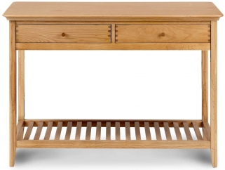 Willis and Gambier Spirit Oak Console Table