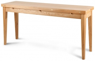 Willis and Gambier Spirit Oak Large Console Table