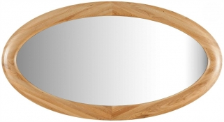 Willis and Gambier Spirit Oak Wall Mirror