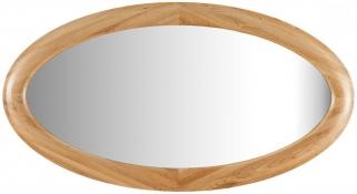 Willis and Gambier Spirit Oak Wall Mirror