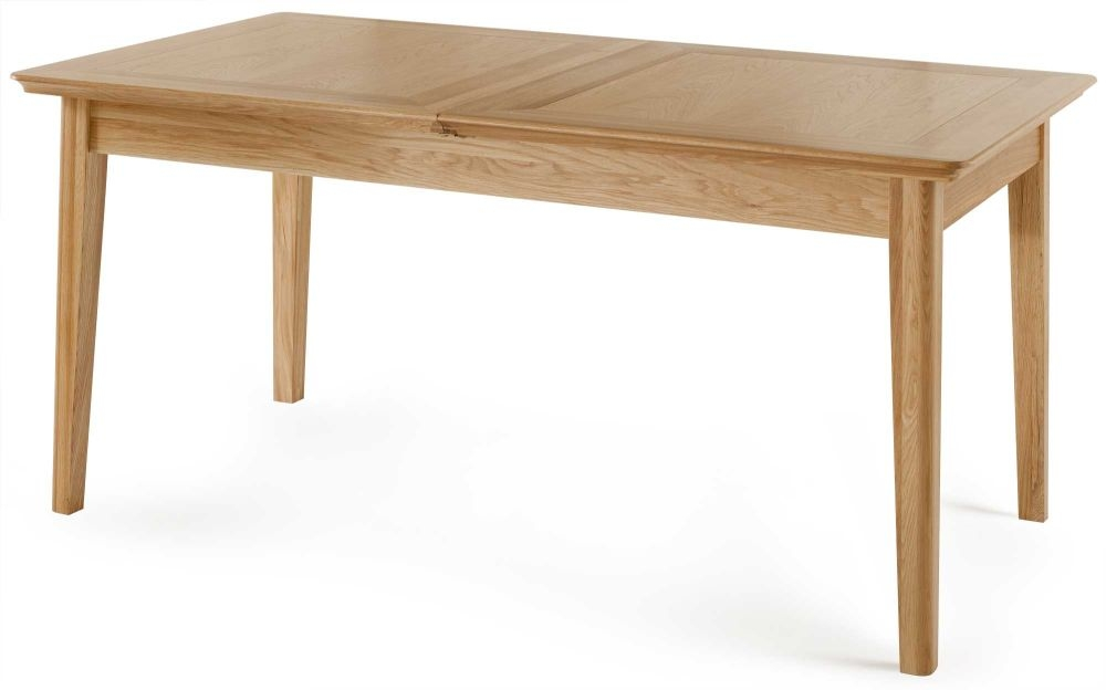 Willis and gambier spirit dining table oak 4 6 seater for 6 seater dining table