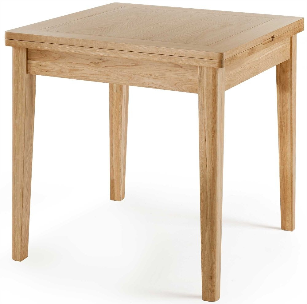 Willis and Gambier Spirit Oak Flip Top Dining Table