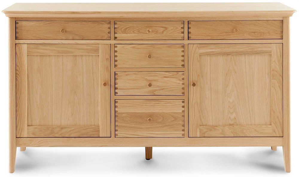 Willis and Gambier Spirit Oak Wide Sideboard