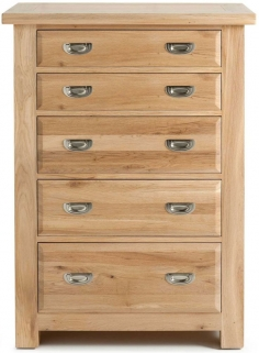 Willis and Gambier Tuscany Hills Tall 5 Chest of Drawer