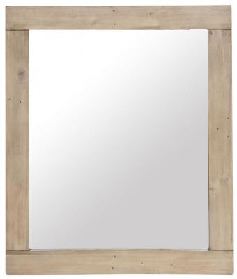 Willis and Gambier West Coast Pine Mirror
