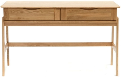 Willis and Gambier Willow Valley Oak Console Table