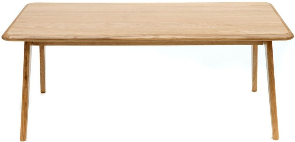 Willis and Gambier Willow Valley Oak Coffee Table