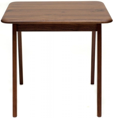 Willis and Gambier Willow Valley Walnut Lamp Table